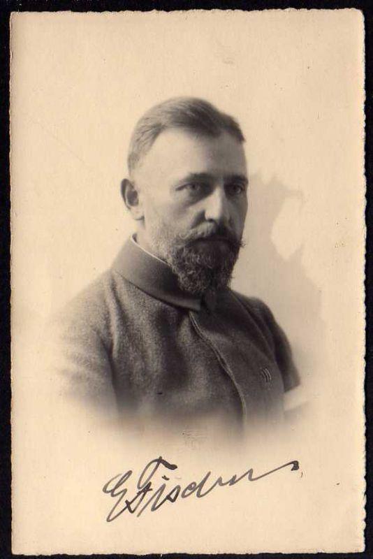 Ansichtskarte Adel Hamburg 1919 Autogramm Karte E Fischns ??