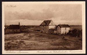 Ansichtskarte Wittdün Amrum Kinderheim des Vaterländischen