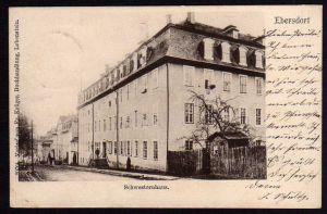 Ansichtskarte Ebersdorf Reuss Schwesternhaus