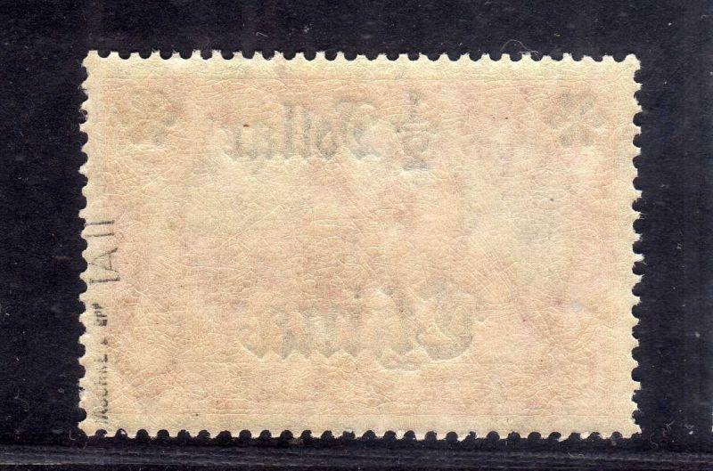B2177 Deutsche Post in China 44 I AII ** postfrisch gepr. Jäschke Lantelme BPP 1