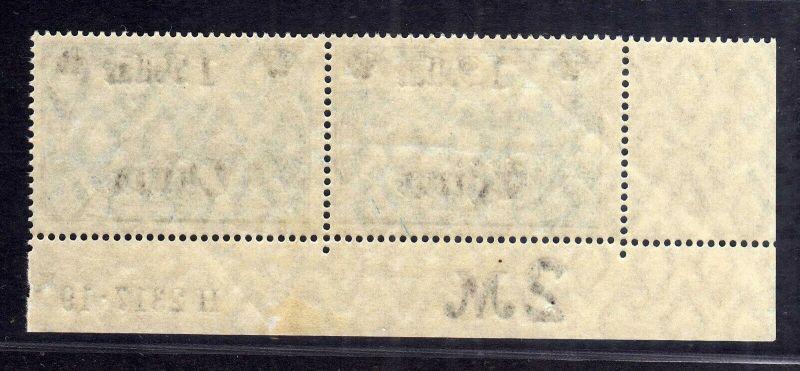 B2181 Deutsche Post in China 2x 45 II AI ** postfrisch HAN H 2317.19 Michel 765. 1