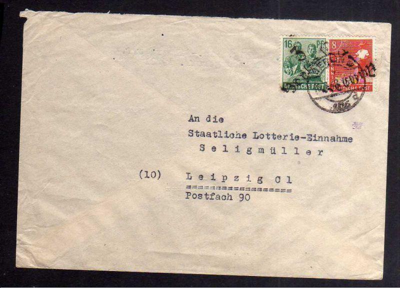 H2815 Handstempel Bezirk 3 Berlin 106 gepr. Ballschmidt BPP Fernbrief Bedarf