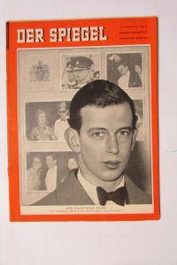 Der Spiegel 1956 10. Jahrgang Nr. 31 Der halbstarke Prinz Edward Herzog von Kent