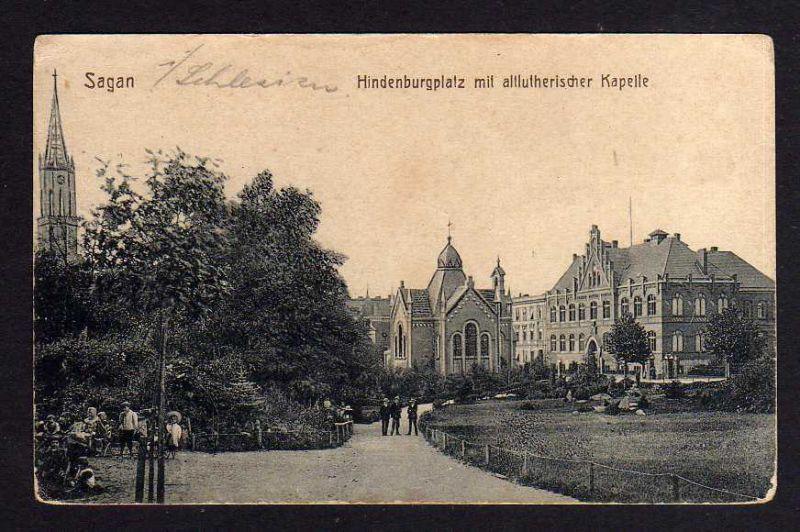 Ansichtskarte Senftenberg im Kremstale Niederösterreich 1907