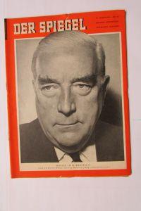 Der Spiegel 1956 10. Jahrgang Nr. 38 Suez Vermittler Robert Gordon Menzies Makle