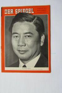 Der Spiegel 1956 10. Jahrgang Nr. 25 geteiltes VietnamNgo Din Diem Bitterer Prei
