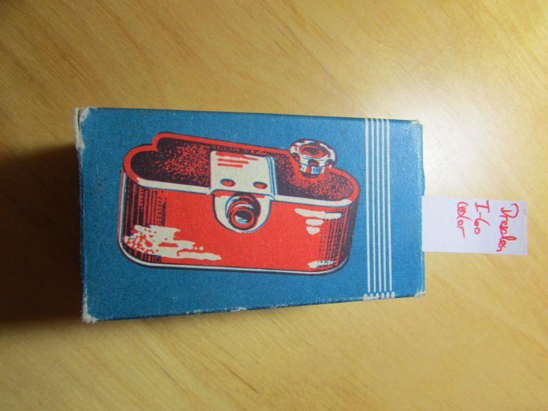 Haufe Filmbox Dresden im Original Karton 18 Bilder als Endlosschleife Film VEB K