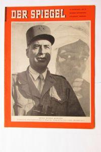 Der Spiegel 1956 10. Jahrgang Nr. 21 Krieg gegen Morgen Algerien General Lorillo