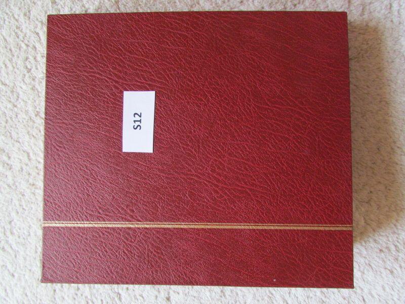 S12 Sammlung Deutschland 1992 - 1998 ** auf KABE Vordruck of + Marken 1999 auf B