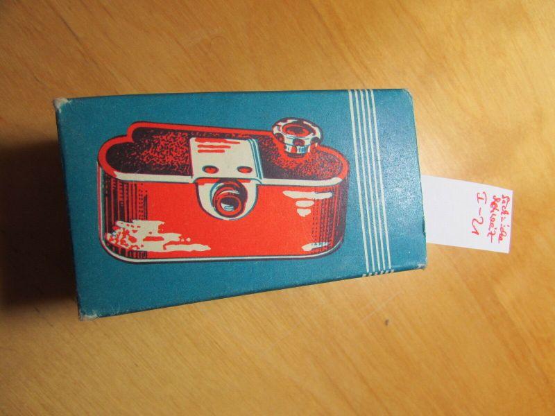 Haufe Filmbox Sächsische Schweiz im Original Karton 18 Bilder als Endlosschleife