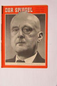 Der Spiegel 1956 10. Jahrgang Nr. 23 Wilhelm Vocke Bank Deutscher Länder