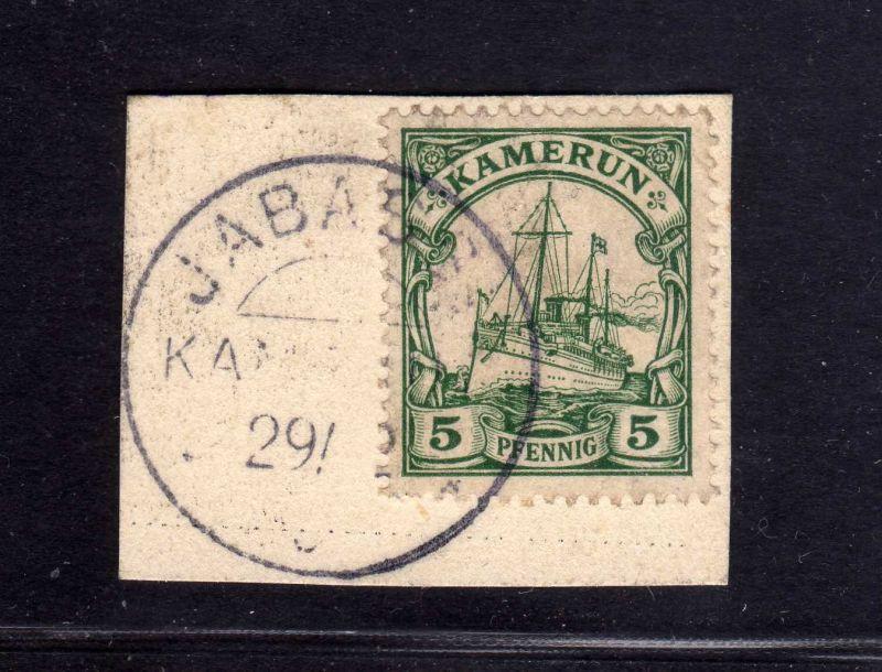B2583 Kamerun Luxus Briefstück Jabassi