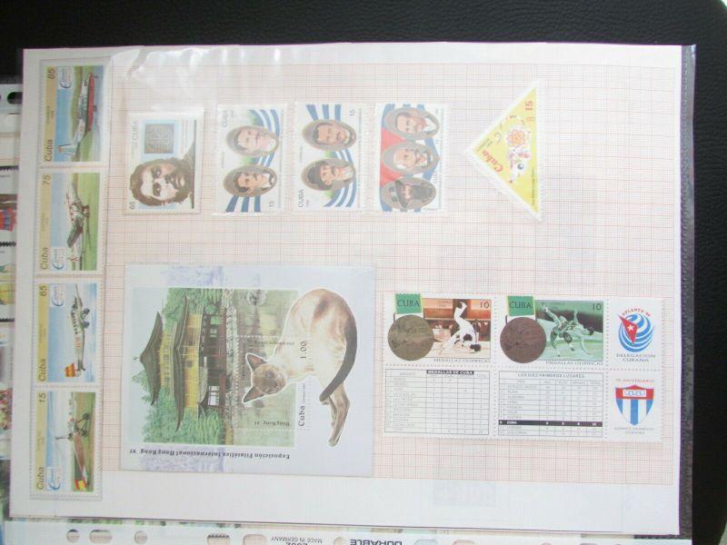 S305 Cbua 1995 - 2003 postfrisch mit Lücken, schöne Motive WWF Kleinbogen 8