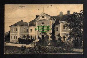 Ansichtskarte Boyadel Schloss 1921 Bojadla