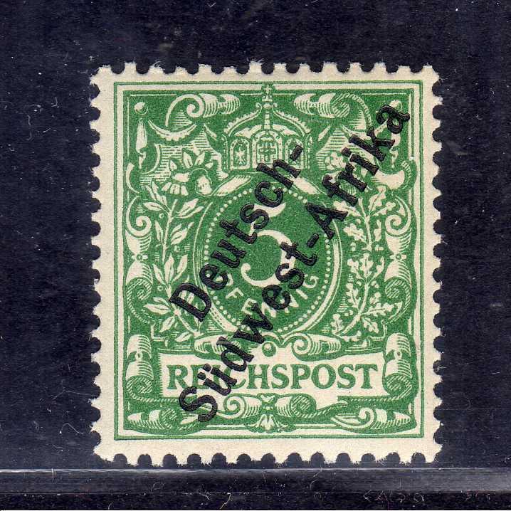 S204 DSW 2 postfrisch Borek Garantie Blatt