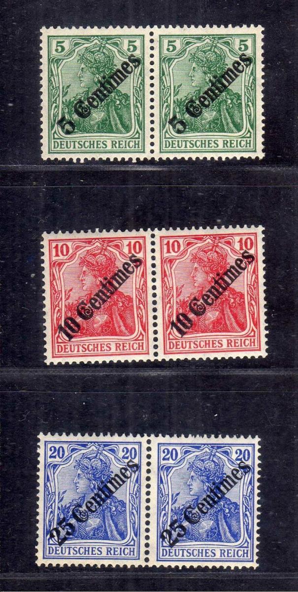B2666 DP in der Türkei 2x 48 - 50 postfrisch Paare