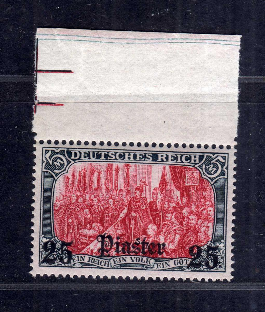 B2650 DP in der Türkei 35 a postfrisch
