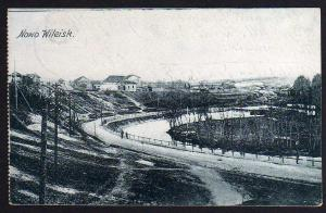 Ansichtskarte Nowo Wileisk 1918 Litauen Deutsche Feldpost
