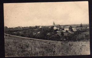 Ansichtskarte 1918 Landsturm Wehlau Snamensk Kaliningrad Ostpreußen Feldpost