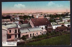Ansichtskarte Stryj Oblast Lwiw Ukraine  ca. 1918 Totalansicht