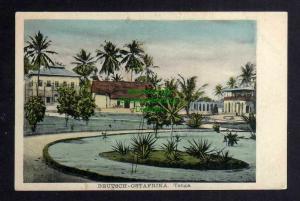 Ansichtskarte Deutsch Ostafrika DOA Tanga um 1910