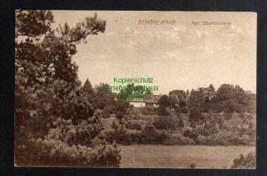 Ansichtskarte Schönlanke Kgl. Oberförsterei 1920