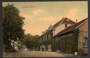 Ansichtskarte Saarbrücken 1907 Goldene Bremm Restauration Gasthaus