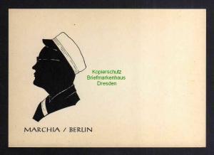 Ansichtskarte Marchia Berlin Studentika um 1920