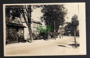 Ansichtskarte Werneuchen b. Berlin Kr. Oberbarnim Fotokarte 1932