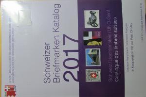Schweizer Briefmarken Katalog 2017 Schweiz Lichtenstein UNO Genf Neu OVP Origina