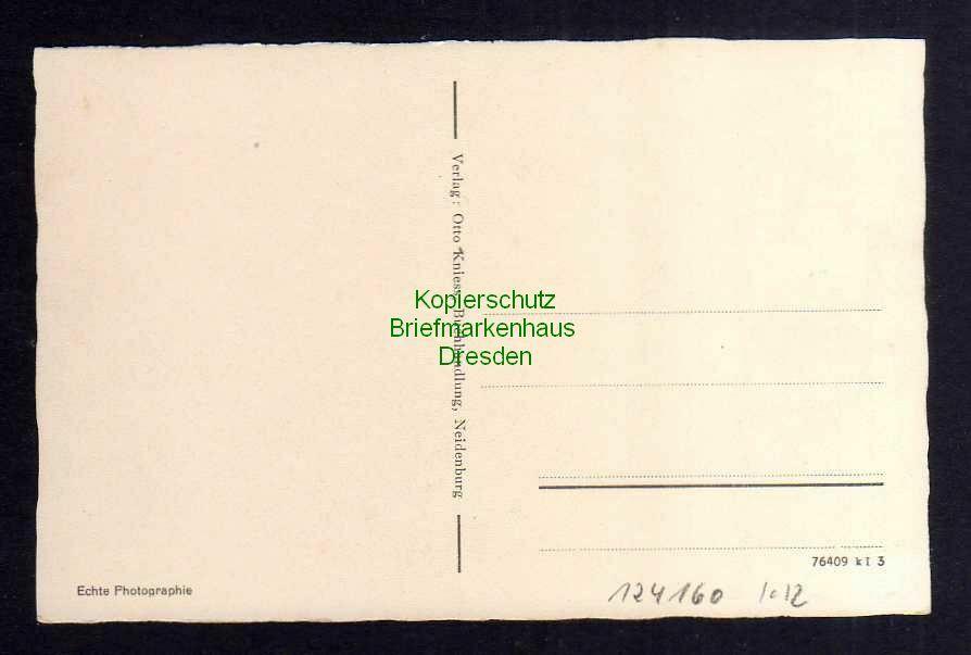 Ansichtskarte Neidenburg Opr. Rathaus Hotel Henning um 1920 1