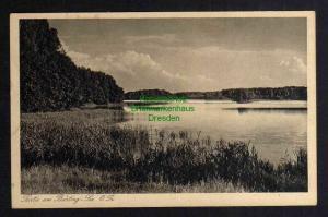 Ansichtskarte Bärting See Ostpreußen  um 1935