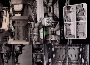 25 Ansichtskarte Rostock 1960 - 1979 Reutershagen Haus der Schiffahrt Fähre Sassnitz