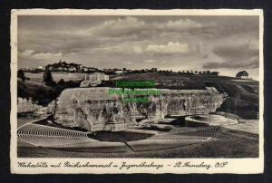 Ansichtskarte St. Annaberg O.S. Weihestätte mit Reichehrenmal u. Jugendherberge 1939