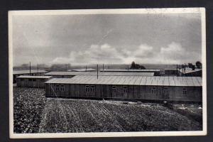 Ansichtskarte Schönwald bei Glogau Glogow Arbeitslager 1939