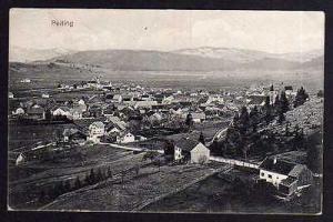 Ansichtskarte Peiting 1913