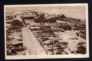 Ansichtskarte Gerdauen 1915 Ostpreußen Ostpreußenhilfe Ruinen Russen