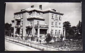 Ansichtskarte Morszyn Zdroj 1935 Morschyn Моршин Ukraine Villa Swiatowid