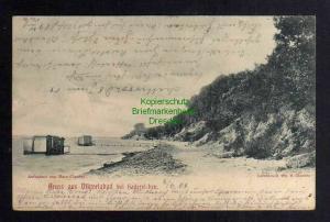 Ansichtskarte Viktoriabad bei Haderslev Hadersleben 1904 Oesby