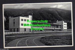 Ansichtskarte Bad Blankenburg Thüringen um 1925 Turnerschafterhaus