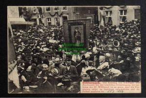 Ansichtskarte Echternach Luxemburg 1907 Hl. Willibrord