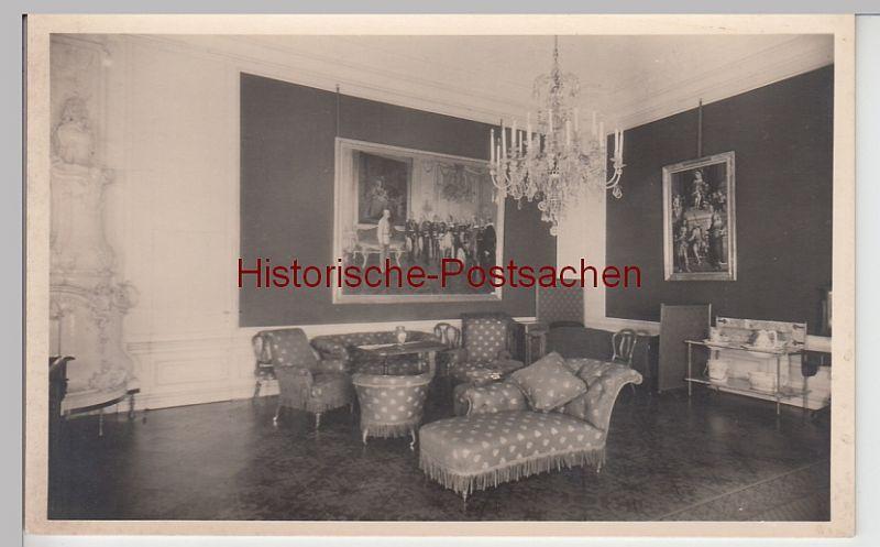 (99119) Foto AK Wien Schönbrunn, Schlafzimmer Kaiser Franz Josef I., Vor