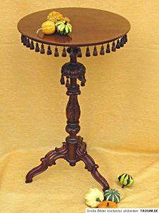 Orginales Biedermeier Tischchen, Beistelltisch, Mahagoni 1840, ( 1103 )