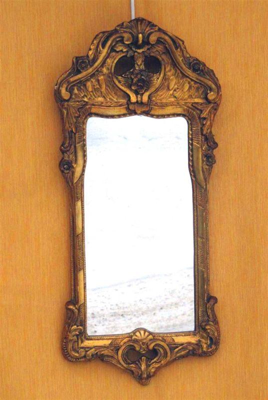 great antiker goldener spiegel spiegel im barockstil um with antike spiegel. Black Bedroom Furniture Sets. Home Design Ideas