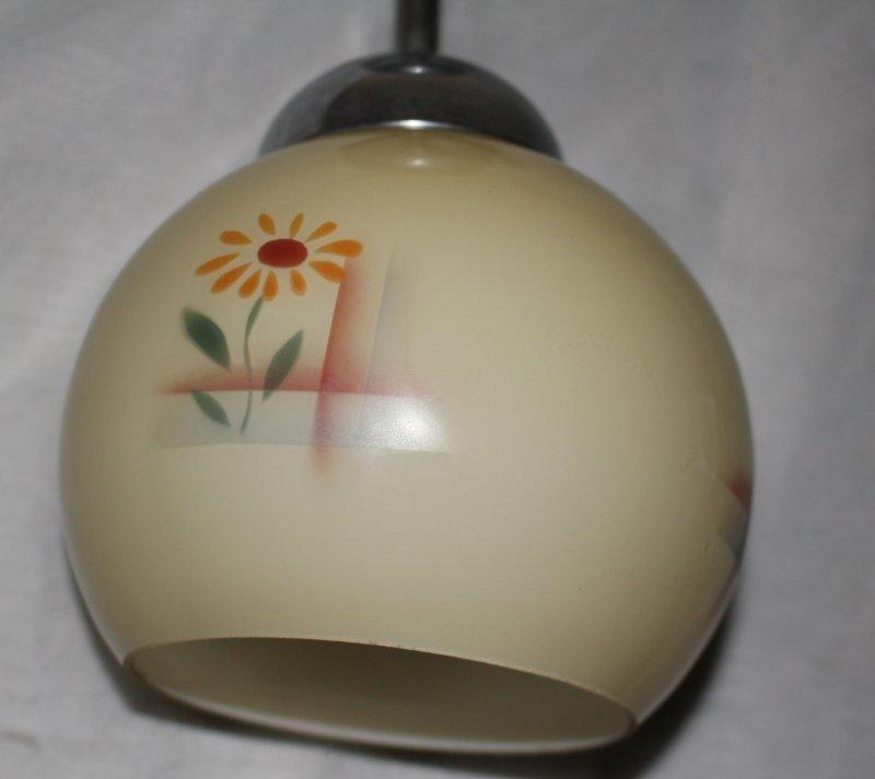 Deckenleuchte h ngelampe k chenlampe leuchte um 1930 for Kuchenlampe deckenleuchte