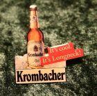 Bild zu Pin Krombacher Bi...