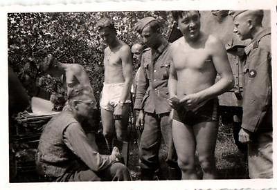 nackte soldaten nude