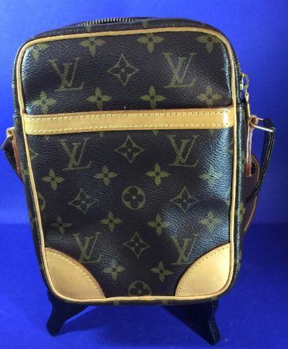 Louis Vuitton Vintage Umhängetasche Top Zustand 0