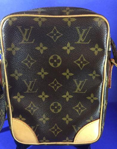 Louis Vuitton Vintage Umhängetasche Top Zustand 2