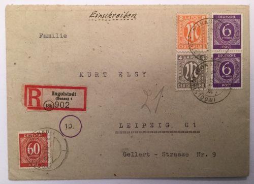 Deutsche Post Reco Ingolstadt    B14241